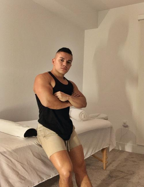 Massage by Brandon