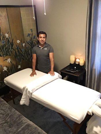 Massage by Vic