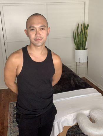 Mind<b>+</b>Body Massage <i>by Ian</i>