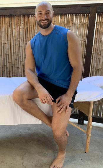 Male Massage <i>by Dario</i>