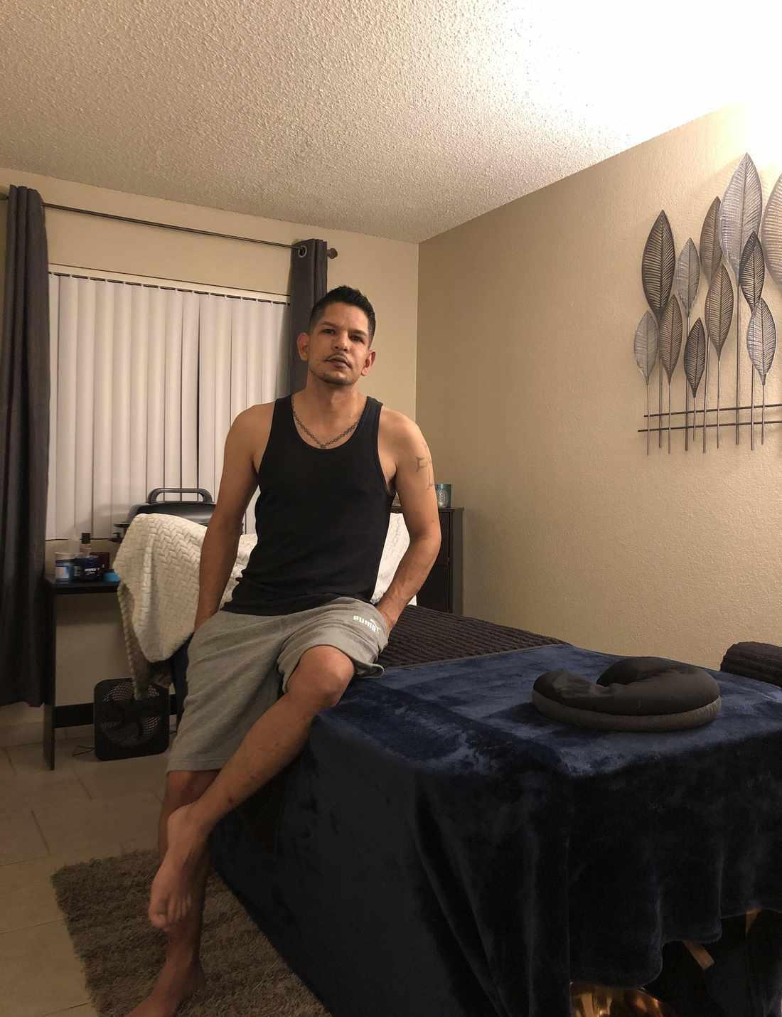 Massage by Isaac