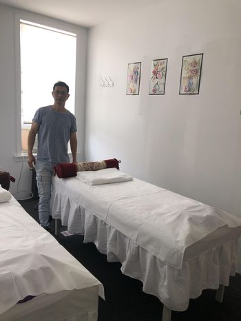 Healing Bodywork <i>by Richard</i>