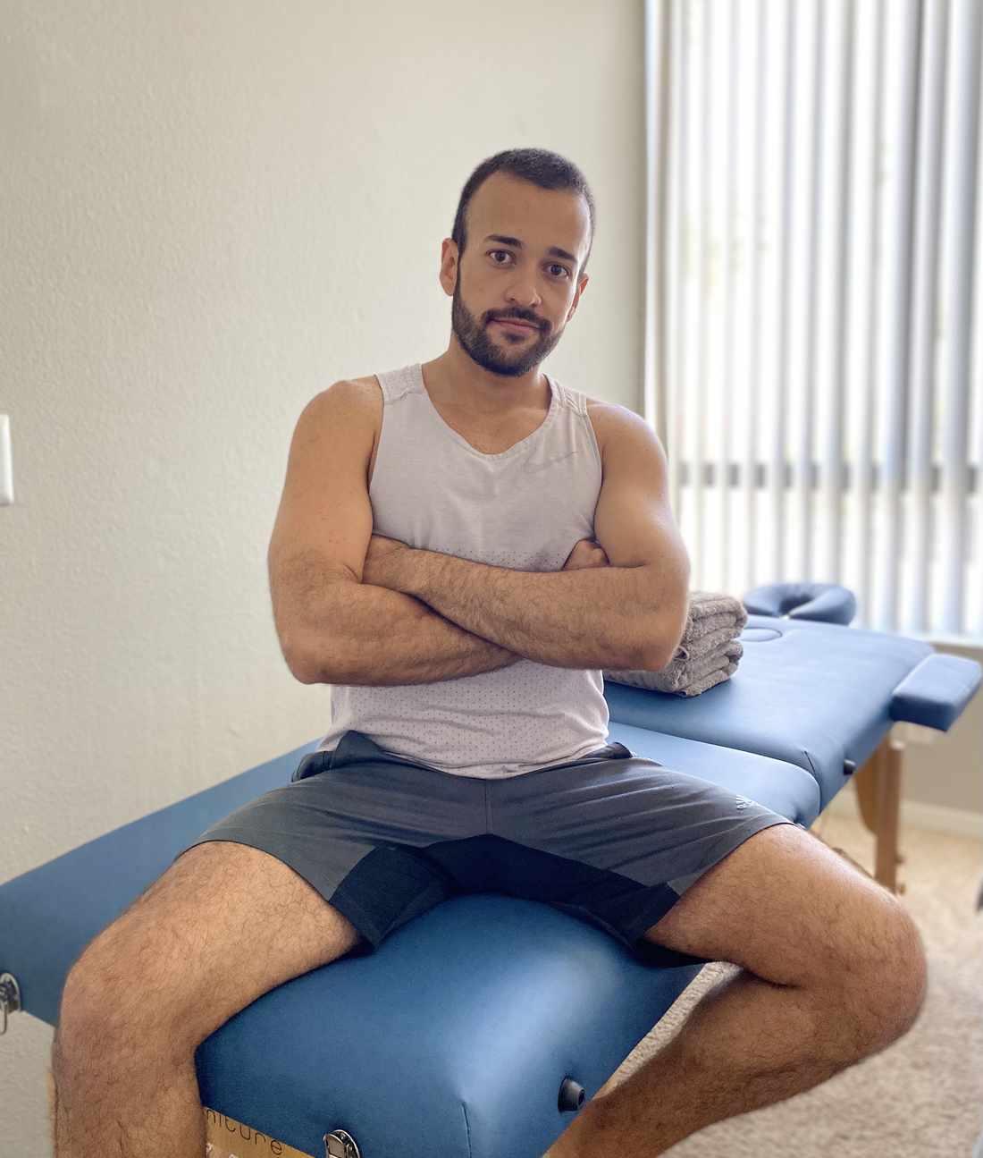 Male Massage <i>by Fernando</i>
