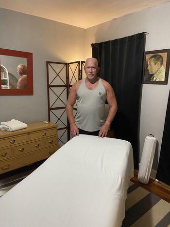 Higher Self Massage <i>by Jeff</i>