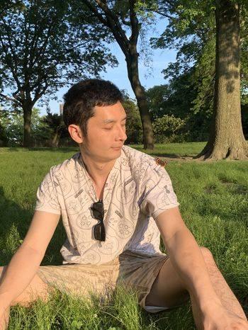 Male Massage <i>by Michael wang</i>