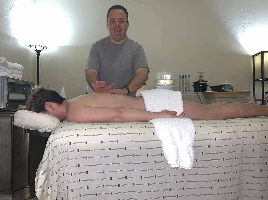 Massage by Bear
