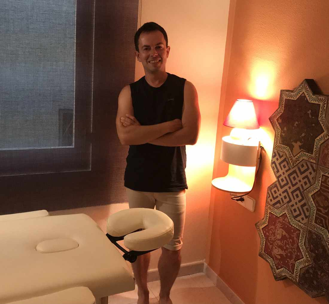 Massage Therapy <i>by Eugenio</i>