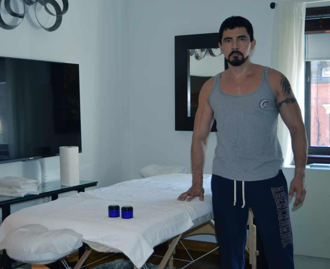Male Massage <i>by Alejandro</i>