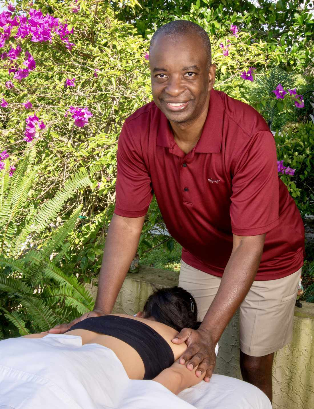 Massage Bliss <i>by Shawn</i>