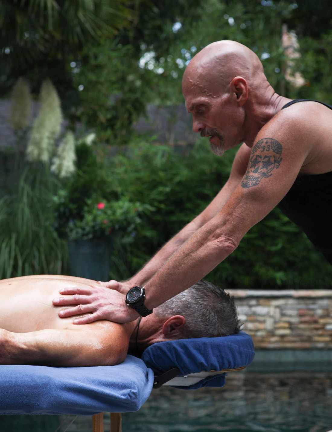 Massage Arts <i>by Mark</i>