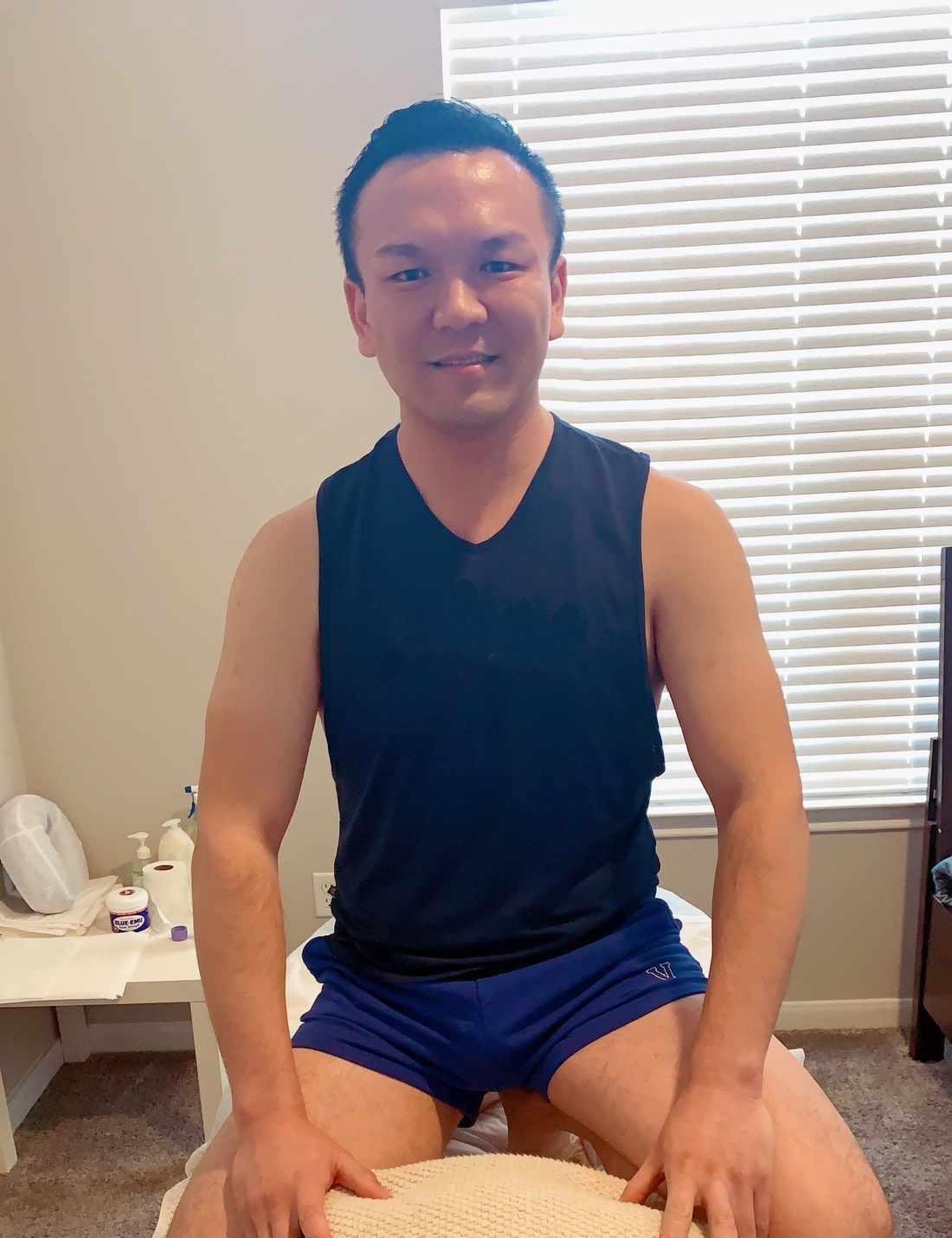 Customized Massage <i>by Kevin</i>