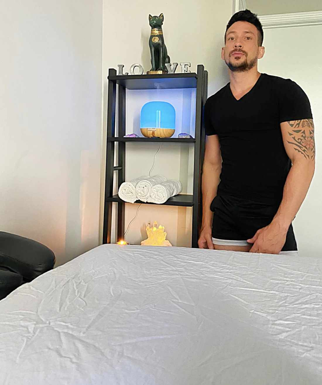 At-Home Massage <i>by Maikel</i>