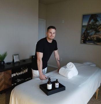 Massage by Jake