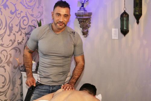 Massage by Sebastian