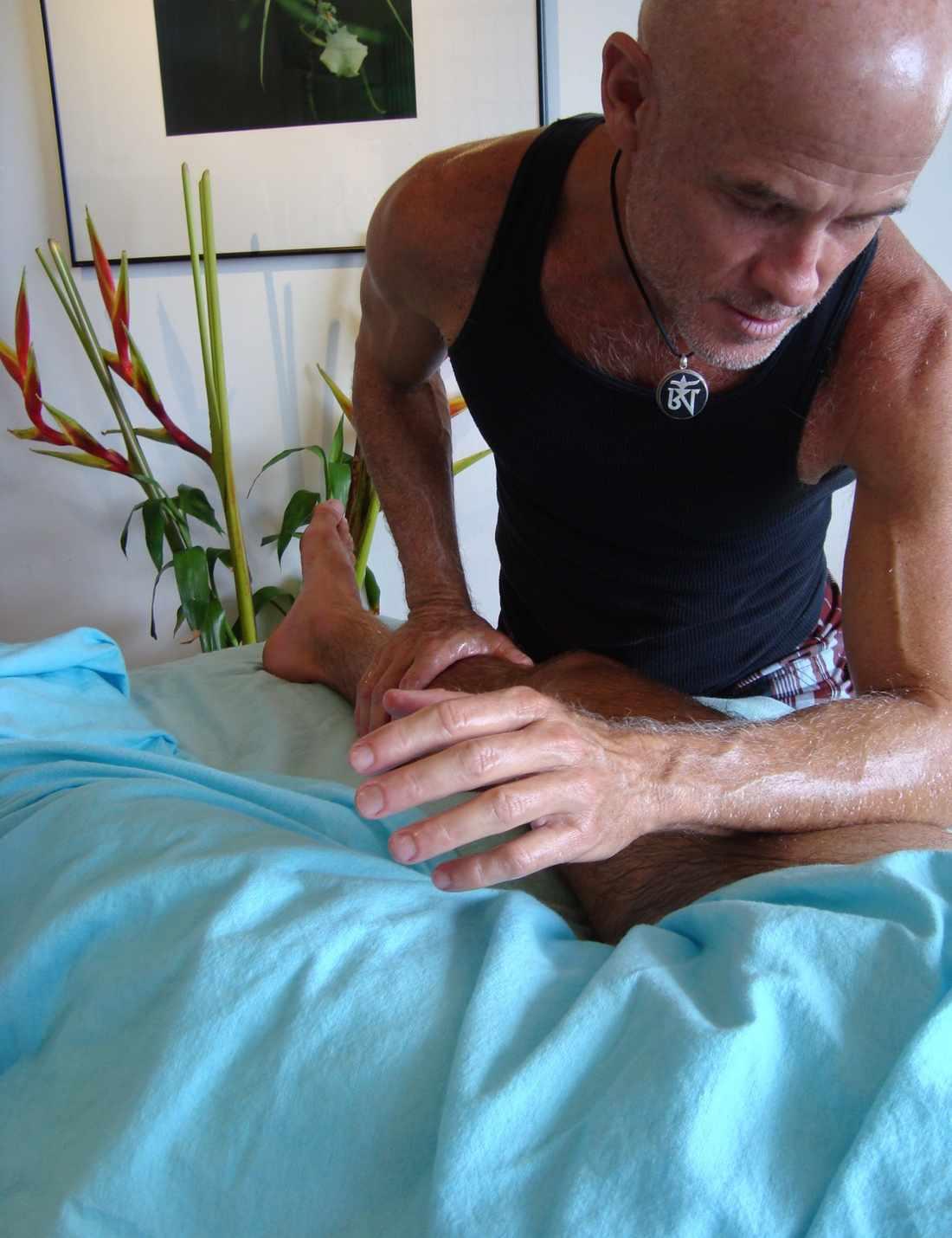 Sacred Massage <i>by David</i>
