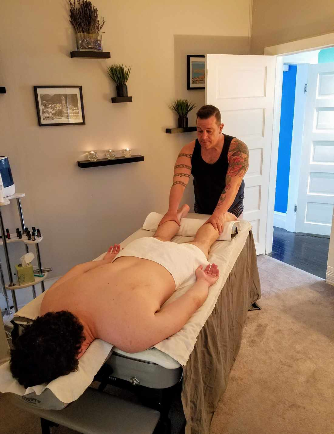 Massage by Jeff
