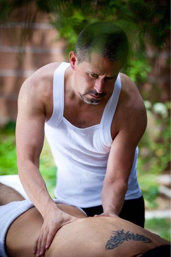 Revitalizing Massage <i>by Tony</i>