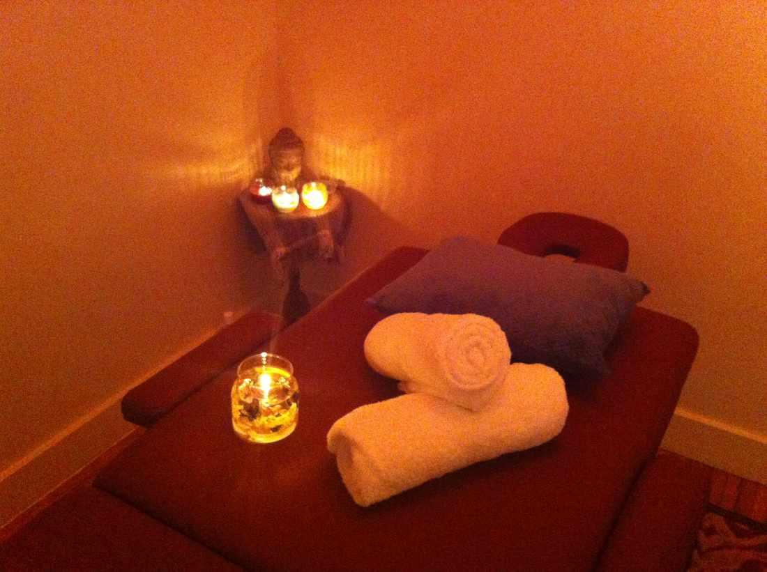 Massage by Chan
