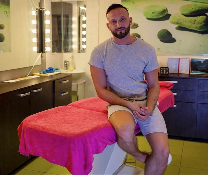 Massage by Symon