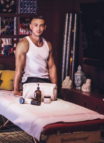 At-Home Massage <i>by Matt</i>
