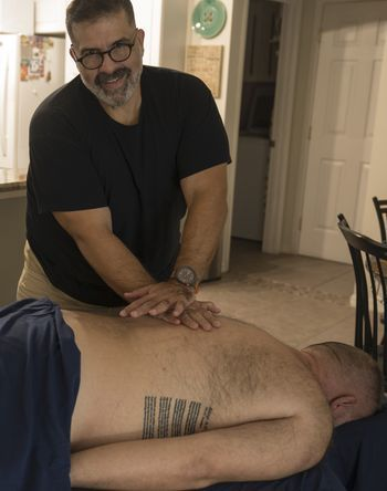 Male Massage <i>by Carlos</i>