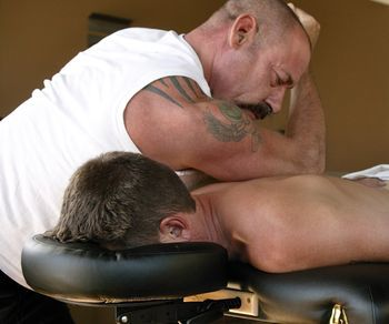 Massage by Peter