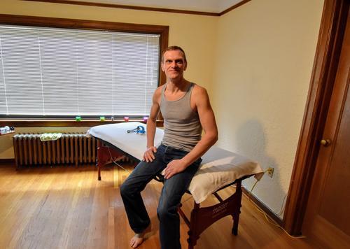 Massage by Joel