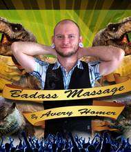 Badass Massage By Avery Homer