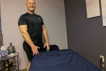 Calming Massage <i>by Ted</i>