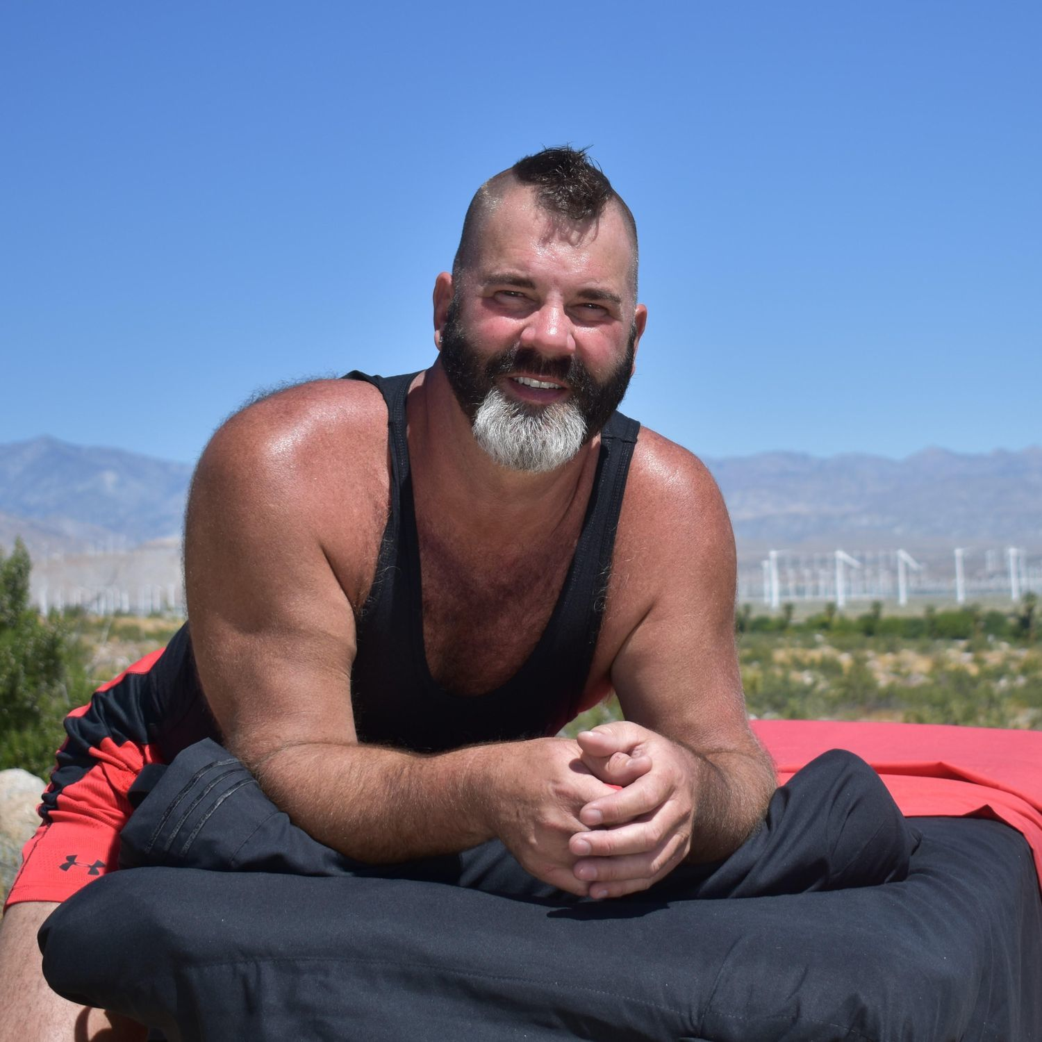 gay male massage palm springs