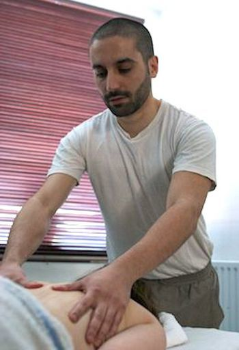 Yoga Massage London